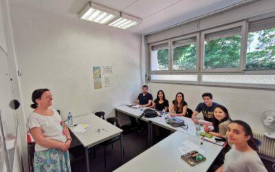 Französisch-Fremdsprachenkurse (FLE)