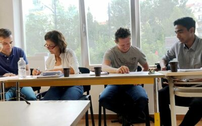 Formación para profesores de francés