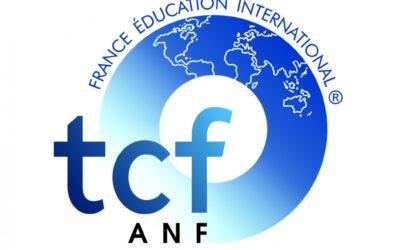 TCF pour l'accès à la nationalité française (ANF)