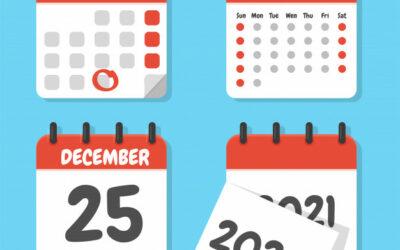 Programas, Precios y Calendario