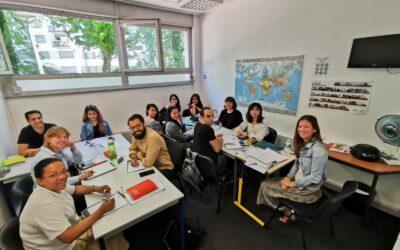 özel amaçlı Fransızca kursları (FOS)