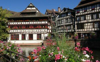 Why Strasbourg?